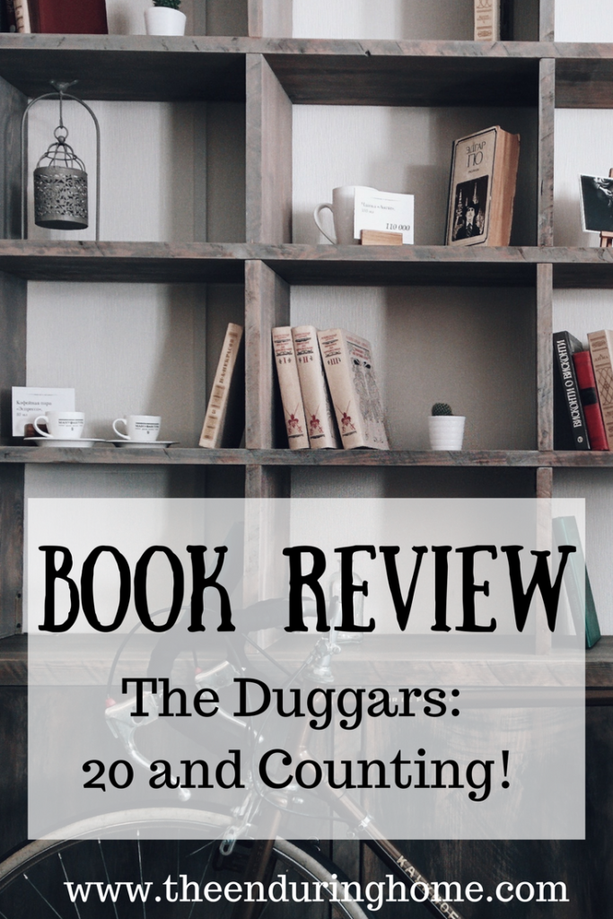 Book Review: The Duggars: 20 and Counting!