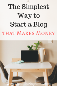 The Simplest Way to Start a Blog