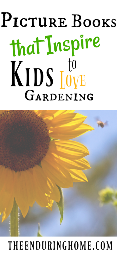 Books that Inspire Kids to Love Gardening
