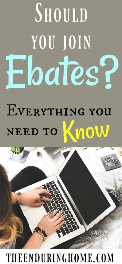 Should you join Ebates?